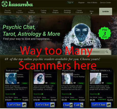 Kasamba.com Complaints & Rip Off Reports