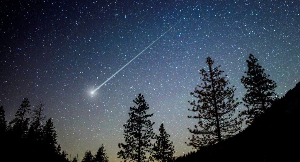 What Does a Shooting Star Mean?